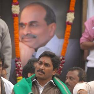 'I did a favour to Cong by not toppling AP govt'