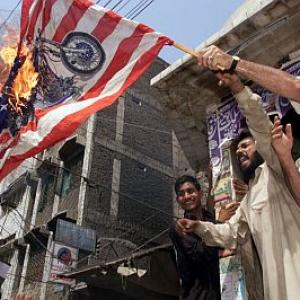 US policies to be blamed for Pak's double game