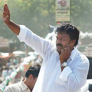No more films, people want me as CM: Chiranjeevi