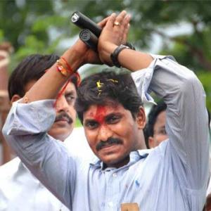 Jagan Reddy to launch YSR Congress today