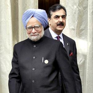 What should Dr Singh tell Gilani? Your say!