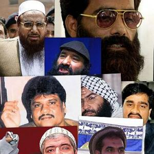 India's 50 most wanted terrorists - Rediff com News