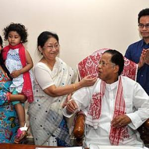 Assam: Gogoi makes Congress third time lucky!