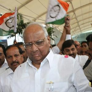 Is Pawar trying to attract Yeddyurappa into NCP?