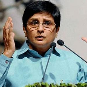 Will quit Puducherry L-G's post next year: Kiran Bedi