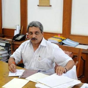 Manohar Parrikar and his big mouth