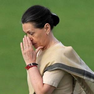 VVIP chopper scam: BJP plans to target Sonia