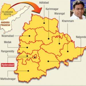 Telangana: 'Consultation time over, anouncement time now'