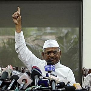 INSIDE STORY: Why Team Anna won't like Parliament's Lokpal report