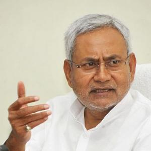 'If Nitish Kumar loses, he is finished'