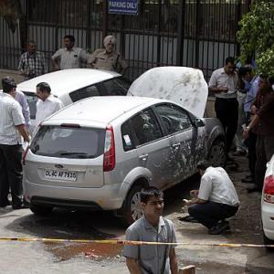IN PICS: A chronology of blasts in Delhi -