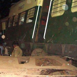 Chennai train crash: 10 killed, 100 hurt; rail traffic hit