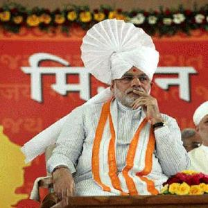 'Modi's refusal of skull cap is an insult to Islam'