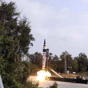 Agni 5: 'India SHOULD NOT overestimate its strength'