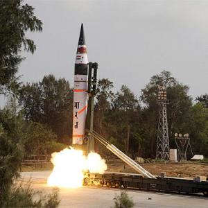 Five things to know about Agni-5