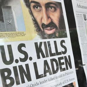 German spy agency gave US info on Osama's whereabouts: Report