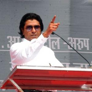 Will brand Biharis 'infiltrators', warns Raj Thackeray