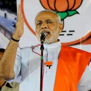 'Narendra Modi is a politician not a saint'