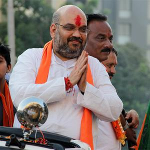 CBI clean chit to Amit Shah in Ishrat encounter case