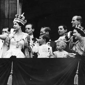 In PHOTOS: Queen Elizabeth's 60 years on throne
