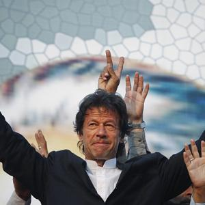 Pakistanis are ready for friendship with India: Imran Khan