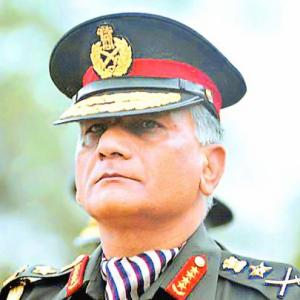 Why is Army chief speaking up NOW?