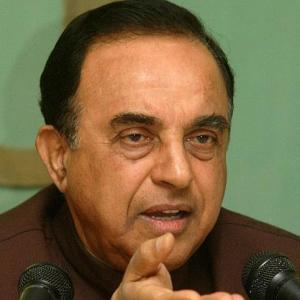 Swamy fires fresh salvo; asks PM to sack Rajan immediately