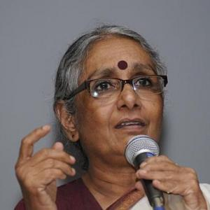 Hazare's movement lacked ideological tethering: Aruna Roy