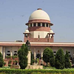 Bribes taken in judges' name: SC says matter 'very serious'
