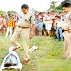 Bizarre incidents add to Uttar Pradesh's notoriety