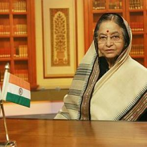 President Pratibha Patil, the merciful