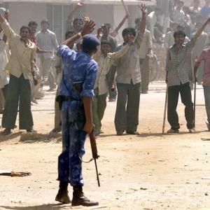 Why terrorism cannot be linked to the Gujarat riots