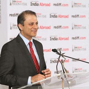 Preet Bharara is India Abroad Person of the Year 2011