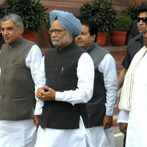 UPA @ 3: The people are fed up... want PM to go