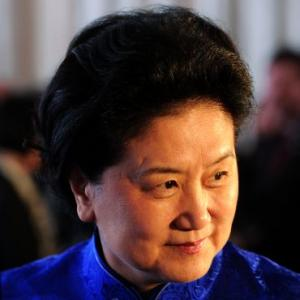 Chinese woman leader may break into all-male CPC