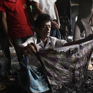 It is just a drill: Bangladesh fire victims were told