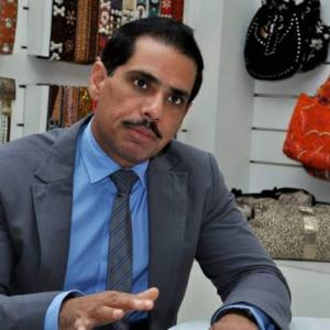 Robert Vadra on Facebook: I can handle all the negativity