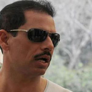 Who gave loans to firm that sold Manesar land to Vadra?