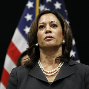 Indian-American Kamala Harris announces US Senate bid