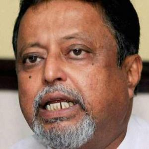 Is Mamata aide Mukul Roy looking for BJP's protection?