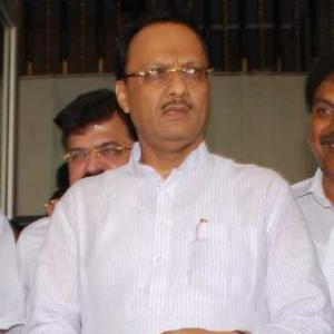 Maharashtra governor accepts Ajit Pawar's resignation