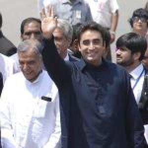 Bilawal returns to Pak but will not lead party's campaign