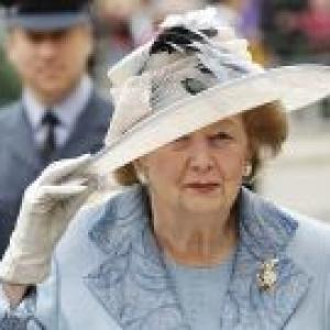 Thatcher body removed from Ritz, funeral on April 17