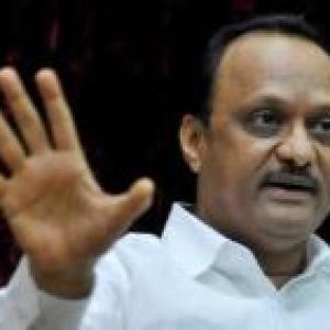 'Urine' remarks: Ajit Pawar on day-long 'penance fast'