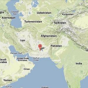 7.8 earthquake rocks Iran; tremors felt in North India