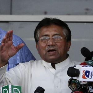 Musharraf considered using nukes against India in 2002: Report