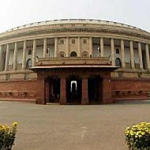Turmoil in Parliament again over Telangana