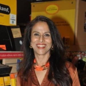 Shobhaa De faces Sena ire for 'misal, vada pav' tweet