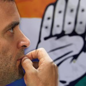 Shocker for Rahul: Amethi 'disowns' him