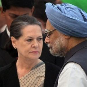 READ: Sonia's letter to PM on suspension of IAS officer